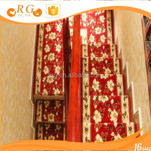 hotel fashion cotton custom stair stairway children game carpet