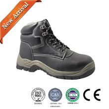 Heavy work antisquashy removable steel toe caps safety men shoes