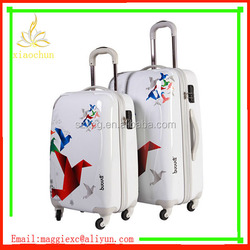China Manufacturer luggage set/president luggage/eminent luggage