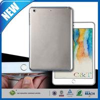 C&T Hot new product plain tpu case for ipad mini 4 transparent soft case
