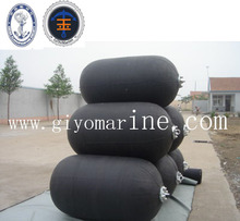 strong elasticity and mechanical absorbent pneumatic boat inflatable rubber fender for Ship