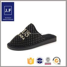 2014 hot sale man winter warm slippers