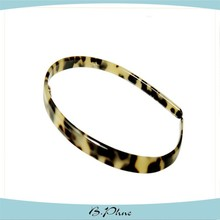 high quality thin acrylic head bands / whole hair accessories