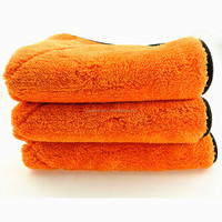 1200gsm Auto Detailing Towels Microfiber Cleaning Cloth