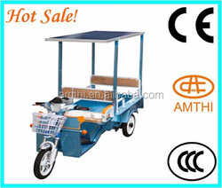 Have Design Skills Supplier Electric Solar Tricycle For Passenger,High Quality Solar Tricycle,Three Wheel,Motorcycle,Amthi