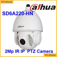 Dahua SD6A220-HN waterproof ip camera webcam 4.3~94mm IR DWDR(WDR) function