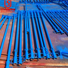 Long operation life painted scaffold adjustable steel prop