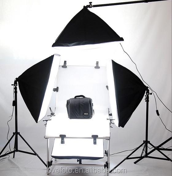 Photography Shooting Kit 15.jpg & 2015 New Pro Portable Lighting Studio Kit For Small Product Shooting ...
