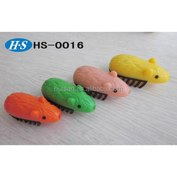 LED moving cat toy /toy mouse for kids