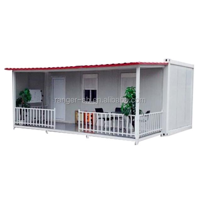 Фабрики Китая хорошо продаются пены панели дом модульный контейнер дом