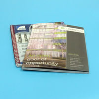 Good quality catalogue,brochure printing service in Shenzhen