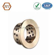 Customized brass electric motor bushing
