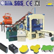 hydraulic brick making machine QT4-15C 2012 new production line