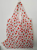 Full color sublimation printed polyester folding bag, 210D polyester folding bag