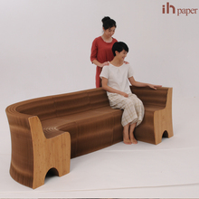 Popular Simplify Natural Portable Easy to Transport Office Sofa
