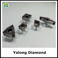 High performance PCD cutter / CBN/PCBN milling insert
