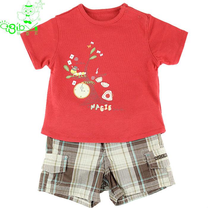 Nova Baby Wear Wholesale Child Clothing Baby Boy Summer