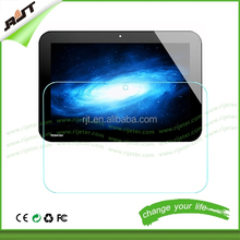 Tablet accessories 0.4mm 2.5D tempered glass screen protector for Toshiba AT10-a glass screen protector for tablet