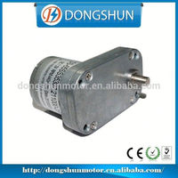 DS-65SS3530 65mm Durable High Effeciancy 120rpm dc motor