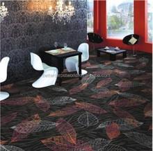 visual sensibility feeling in hand super comfortable nylon material technical printing carpet nylon printed carpet