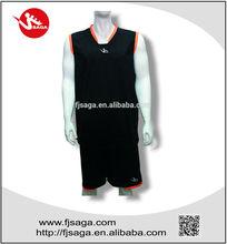 2014 SAGA Basketball uniform design