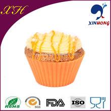 Venta caliente aprobado por la fda de silicona del molde de la torta/scp-01 utensilios para hornear