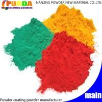 Home Interior Epoxy Polyester Electrostatic Powder Paint