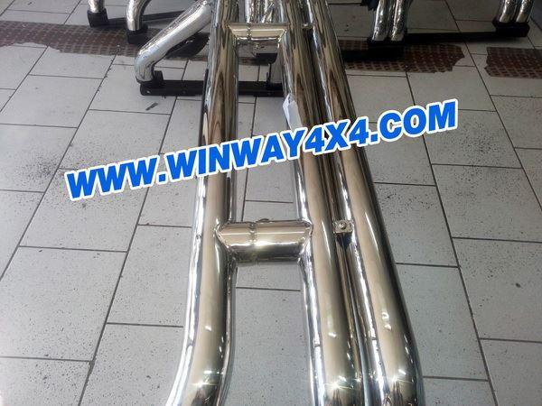 Double pipe roll bar pour ram 1500 autres accessoires for Arceau exterieur 4x4