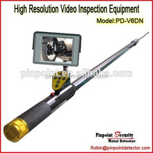Under Vehicle Inspection Mirror Product PD-V6DN-A Under Vehicle Inspection Camera with Multi-function Control Handle