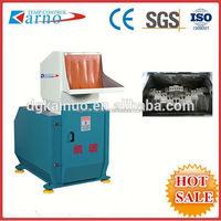 hard soft pvc plastic crusher/shredder/waste plastic crusher recycling machine small crusher