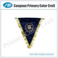 High Quality mini pennant flag football club pennant flag Wholesale sports flag