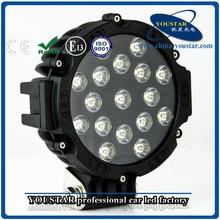 Jeep flood ip67 6000k 24v 51w led work light, small working light, mechanics work lamp