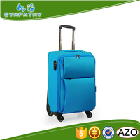 New fashion Nylon Soft Trolley Luggage