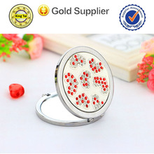 promotional portable compact mirror for makeup