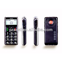 gsm 900 1800 elderly mobile with one key talk for European market