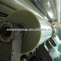 High quality and high tensile strength PET Film used for touch panel
