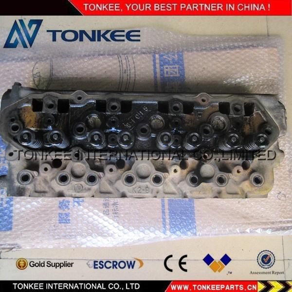 S4KT cylinder head assy for CAT E120B (1).jpg