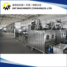 160000pcs/day big industrial automatic instant rice noodle production line