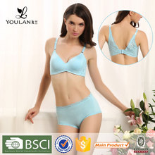 China Wholesale Cute 3/4 Cup Comfortable Sexy Mastectomy Bra