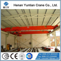 Chinese Manufacture Top Quality Single Girder10t Overhead Crane