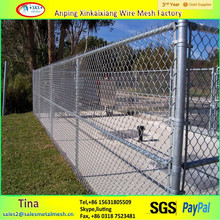 used chain link fence for sale, temporary dog fence panel, chain link temporary fencing panels
