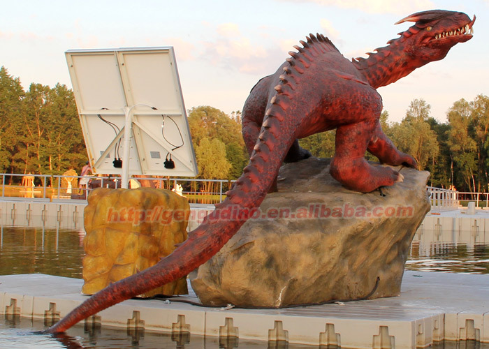 Outdoor Dragon Statue Outdoor Dragon Sculpture