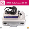 Beauty Equipment 3D NLS Health Analyzer, Electric Operation System Body Fat Analyzer