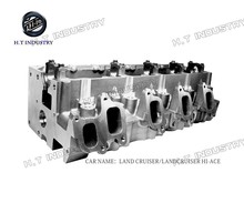 PROFESSIONA L CHINA MANUFACTURE OEM QUALITY TOYOTA 1KZ --T Diesel Engine Cylinder Head
