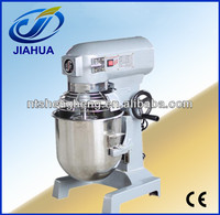 stainless steel table bakery industrial mixer 15l