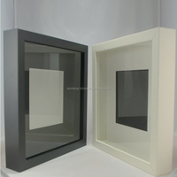 custom shadow boxes wholesale photo frame cards plastic picture frame insert