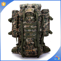 2015 hot selling Hunting day pack bag backpack camo hunting camping and hiking backpack