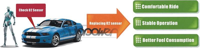 Датчик Denso 89465/16120 Toyota: Prizm /Avalon /Paseo /Tercel /Corolla 100%