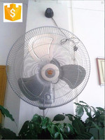 "Total pure iron 16 inch 18"" 20 inch commercial industrial wall fan with strong wind"