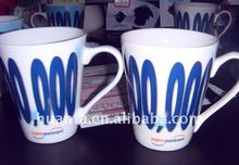 Promotional gifts Porcelain mugs with clients PMS HF-FC5(FDA)